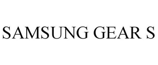 samsung_gear_s_trademark_application