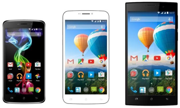 archos_mwc_2015_phones_lineup