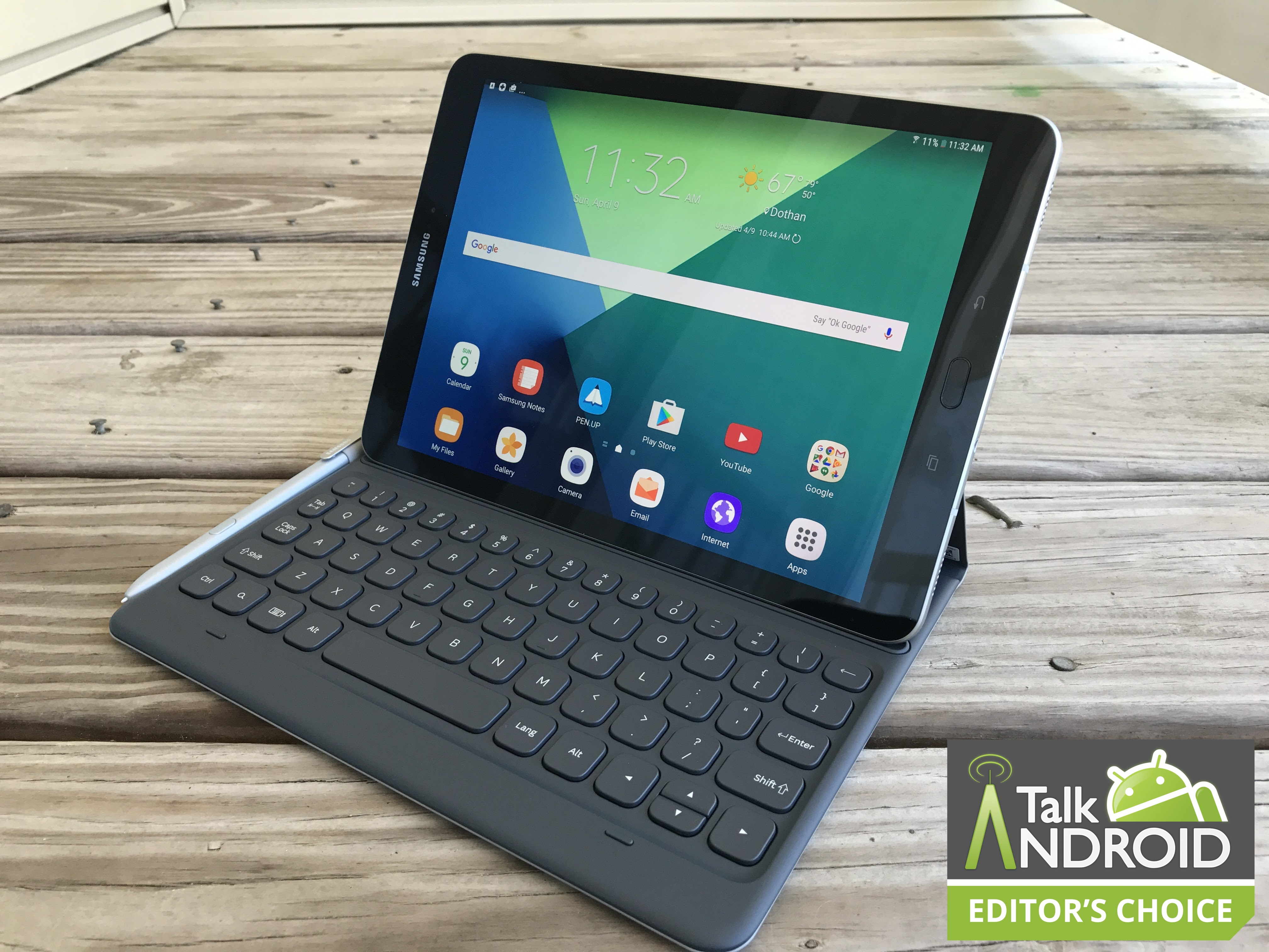 Samsung Tab S3 Samsung Galaxy Tab S3 Review Androids Expensive Ipad