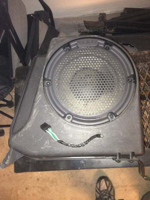 For Sale 2007 Infinity stock subwoofer