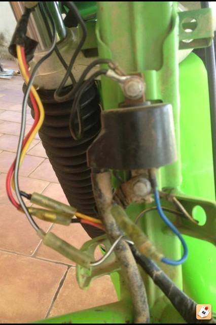 1991 Kawasaki Kdx 200 Wiring Wiring Diagram