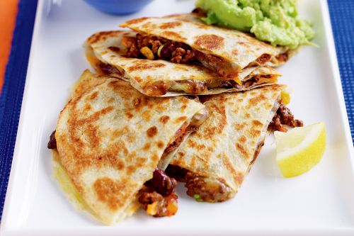 Medium Of Steak Quesadilla Recipe