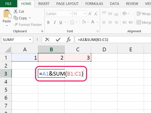 How to Create Multiple Formulas for the Same Space in Excel