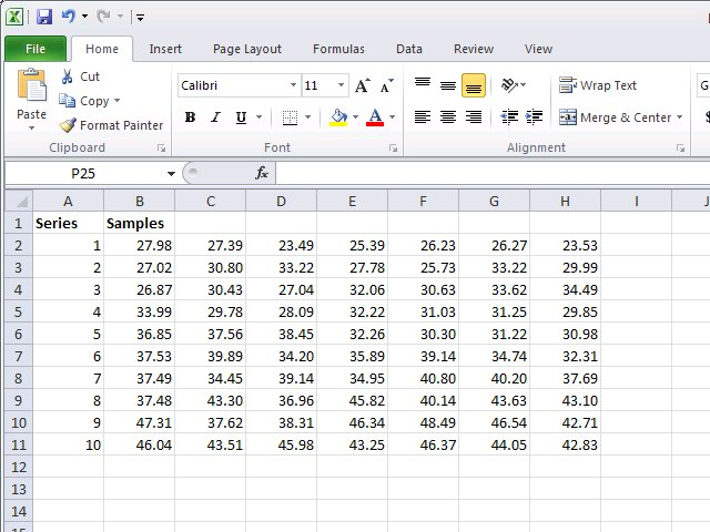 How to Create a Standard Deviation Graph in Excel Techwalla - How To Graph Excel
