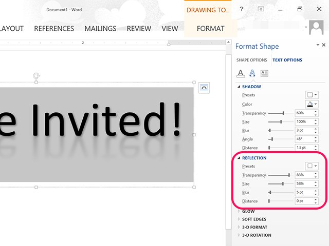 How to Make Invitations in Word Techwalla - how to make invitations on word