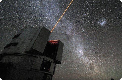 Investigadores crean un cañón láser para eliminar la basura espacial