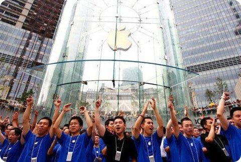 China es el país donde más apps de iOS se descargan