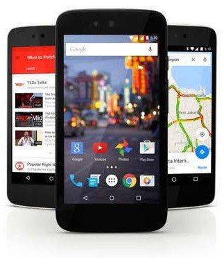 Google lanzará nuevo smartphones Android One a solo $50 dólares