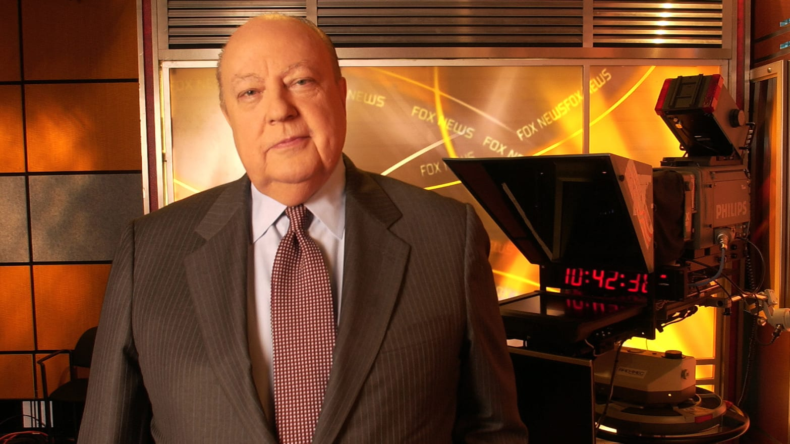 Estrich Legen Roger Ailes Is All But Out The Door At Fox News