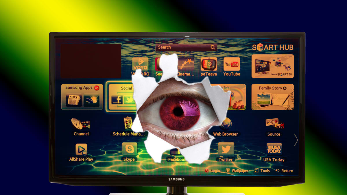 Meuble Tv Made In Design Your Samsung Smarttv Is Spying On You Basically