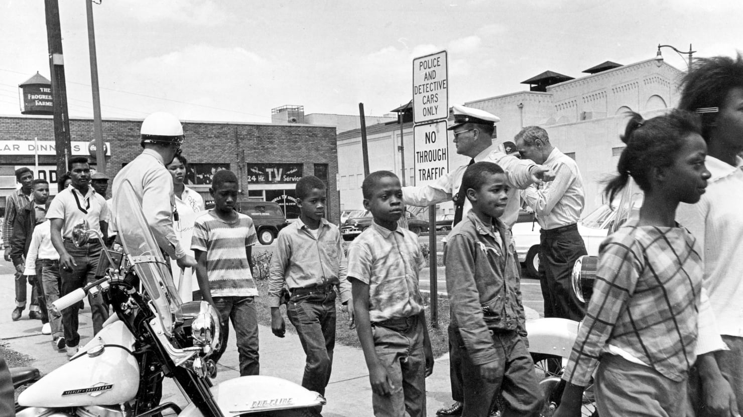 How The Children Of Birmingham Changed The Civil Rights