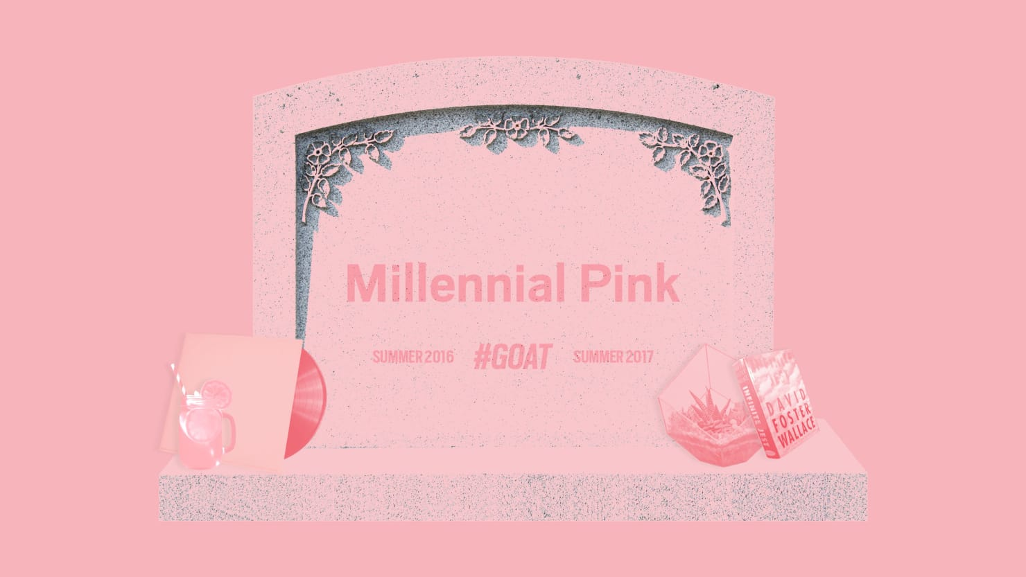 Desktop Wallpaper Quotes Love Millennial Pink Has Lost Its Cool Prepare For The