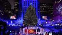 2017 Rockefeller Center Christmas Tree Lighting Ceremony ...
