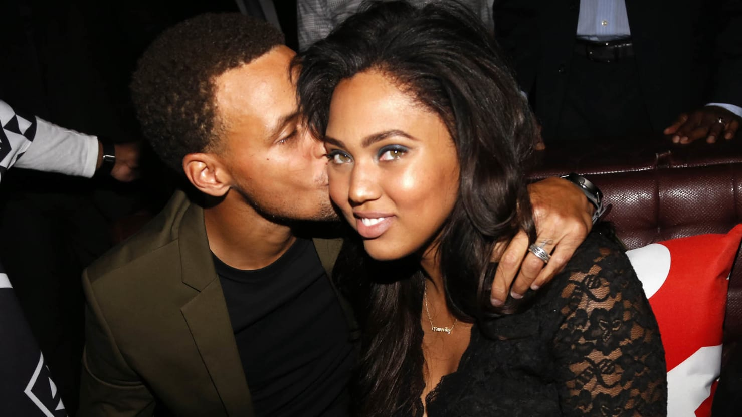 ayesha curry family pictures