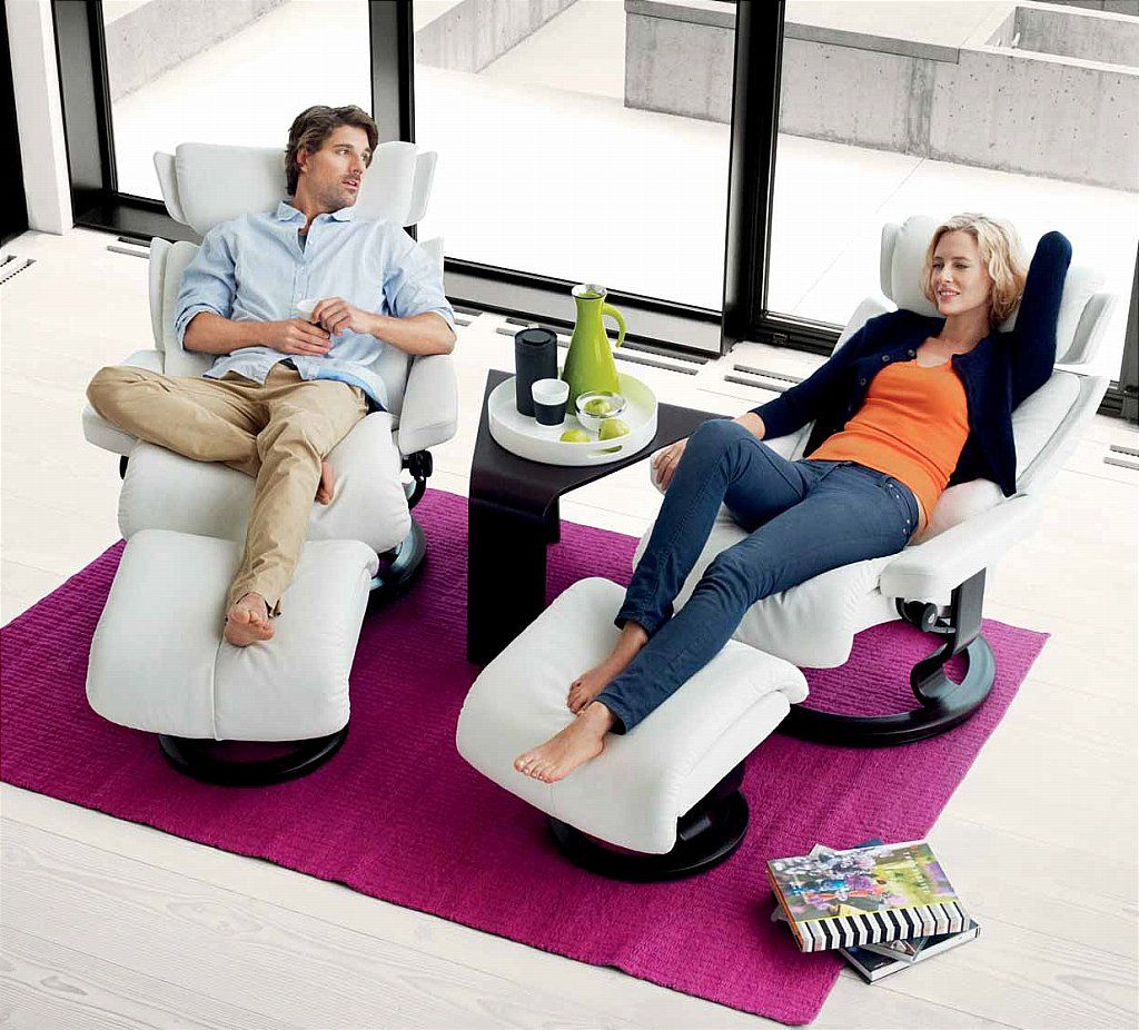 Stressless Magic M Ekornes Stressless Magic Family