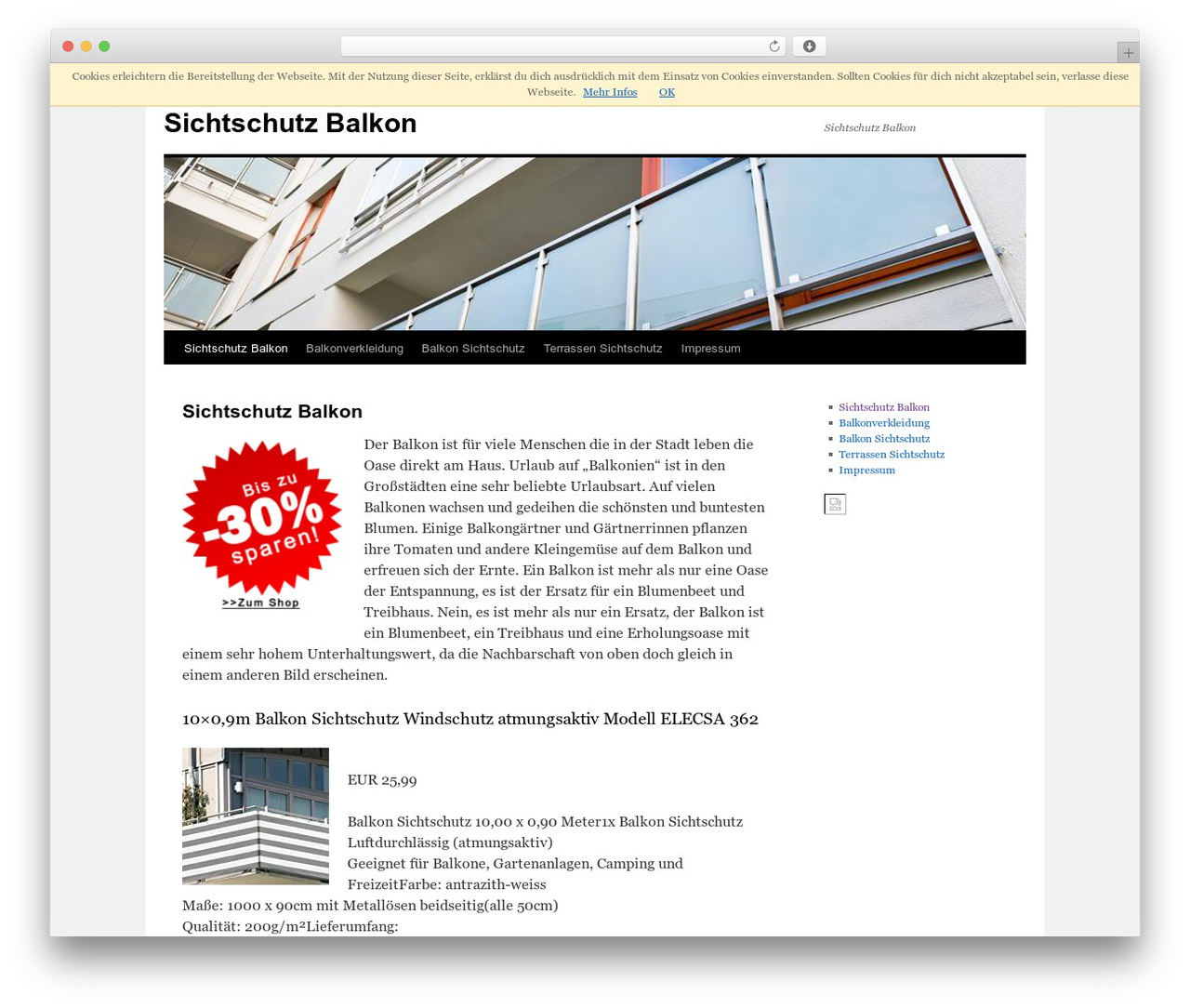 Sichtschutzzaun Balkon Twenty Ten Template Wordpress Free By The Wordpress Team