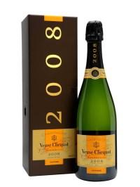 Veuve Clicquot Rich Champagne 2 Flutes Picnic Basket Gift ...