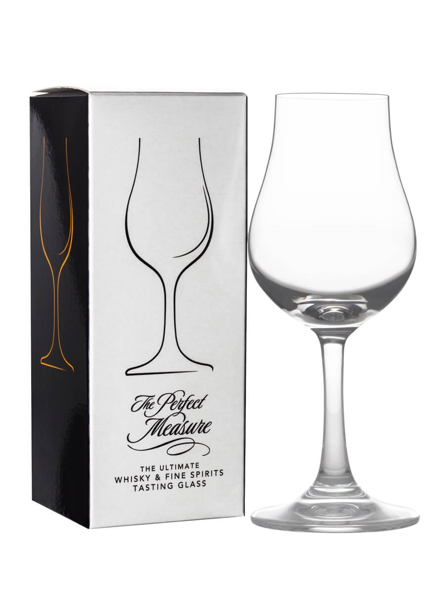 Wisky Glas The Perfect Measure Whisky Glass In Gift Box