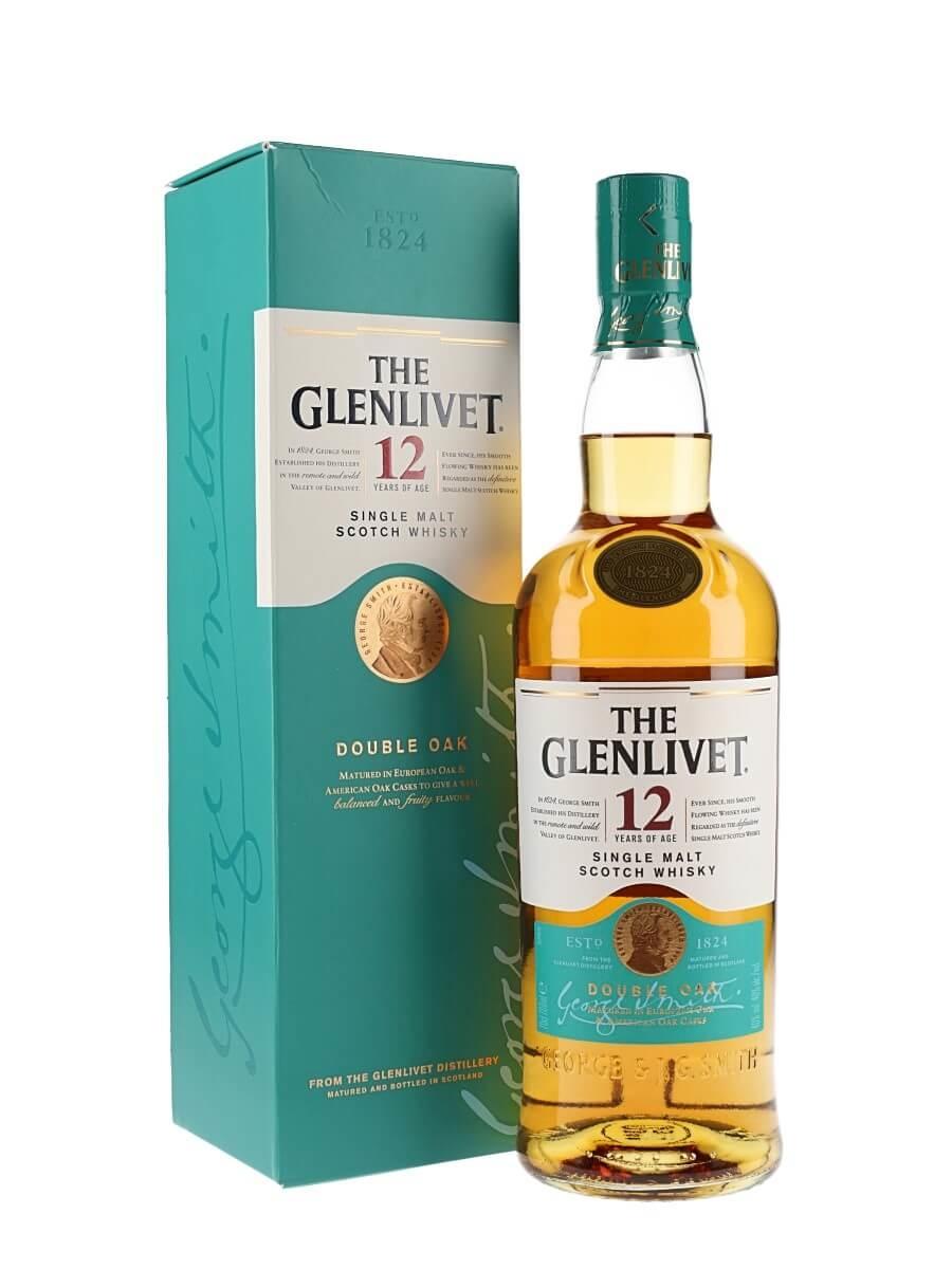 Glenlivet Single Malt Whisky  The Whisky Exchange