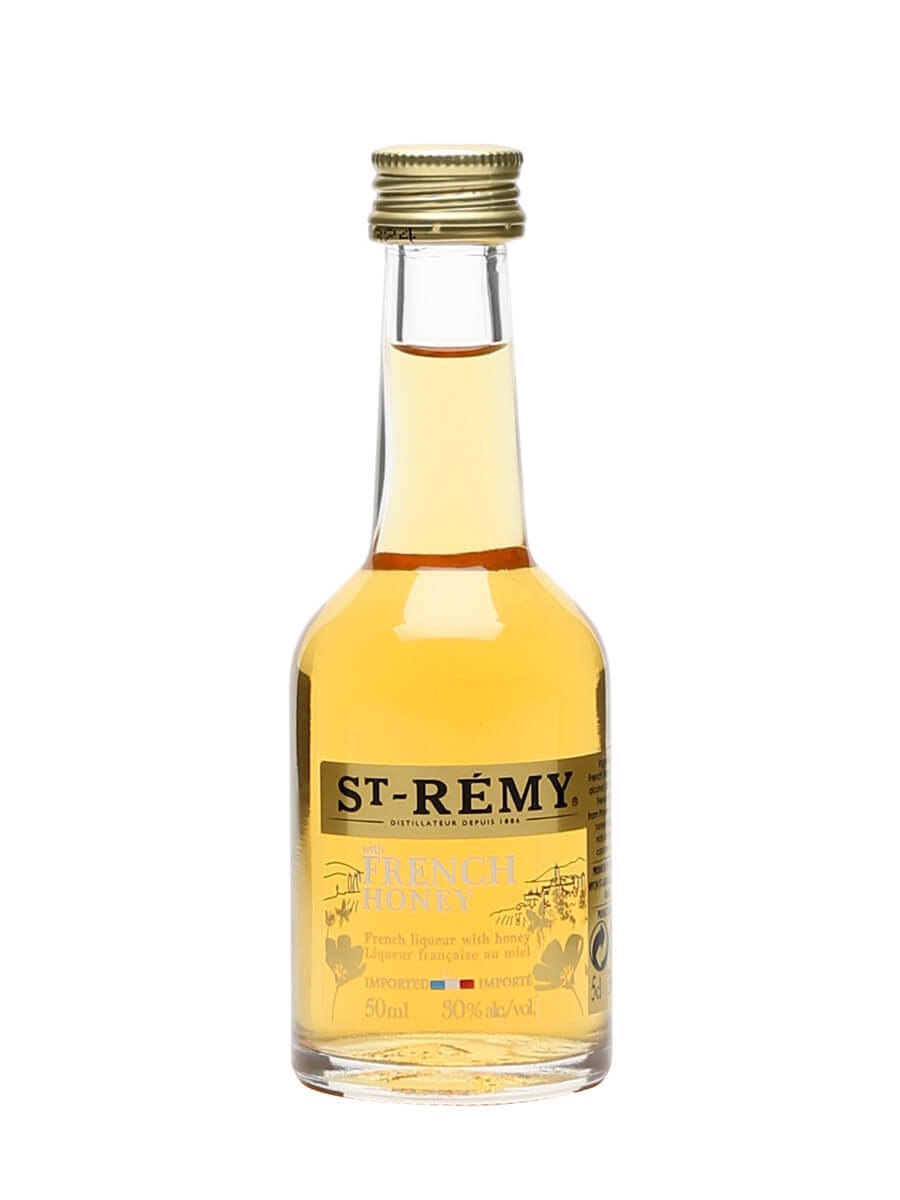 St Remy St Remy French Honey Liqueur Miniature