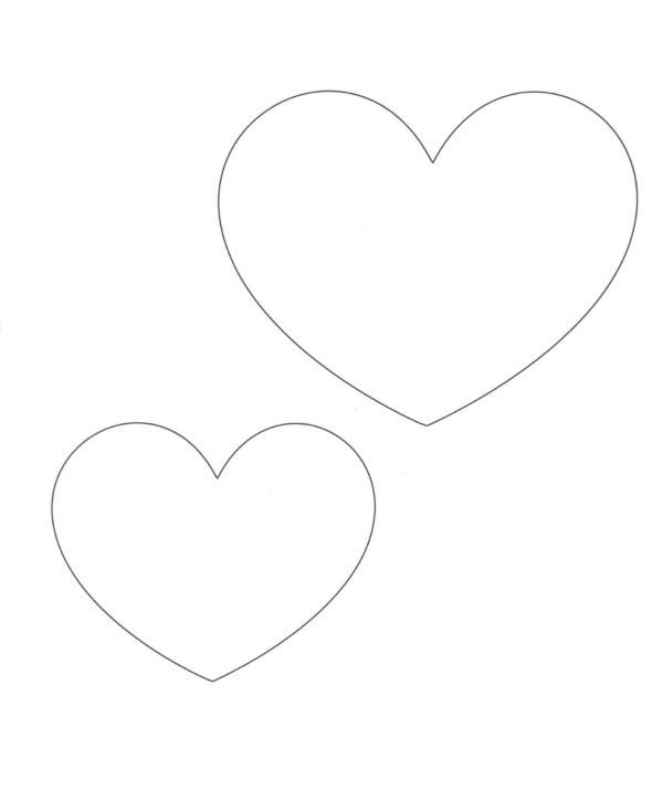 Heart-shaped Valentine Card ThriftyFun