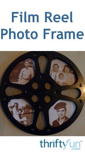 Making a Film Reel Frame ThriftyFun