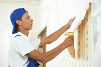 Removing Wallpaper Glue from Walls | ThriftyFun