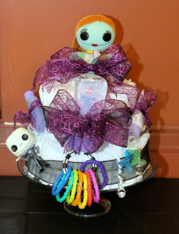 Nightmare Before Christmas Baby Shower Ideas ThriftyFun - nightmare before christmas baby shower decorations