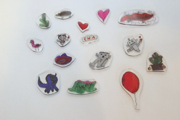Making Your Own Shrinky Dinks Thriftyfun