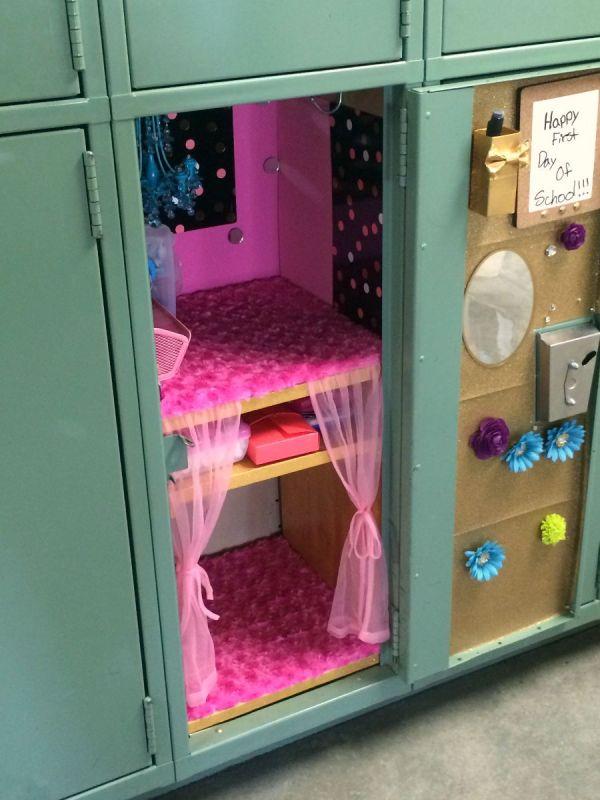 Fit Girls Wallpaper Making Wooden Locker Shelves Thriftyfun