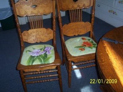Repairing Cane Chairs Thriftyfun