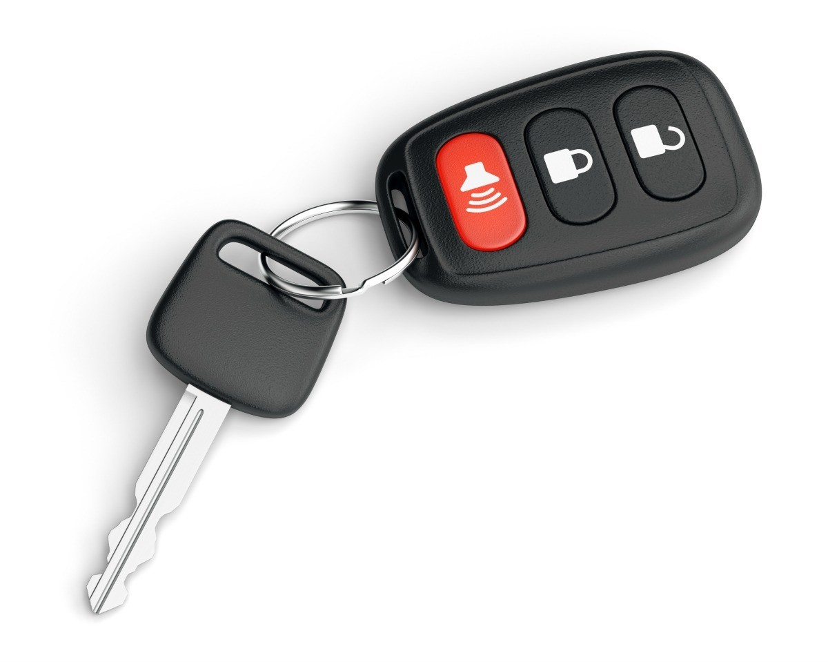 Car Keys Use Your Car's Panic Button For Home Safety | Thriftyfun