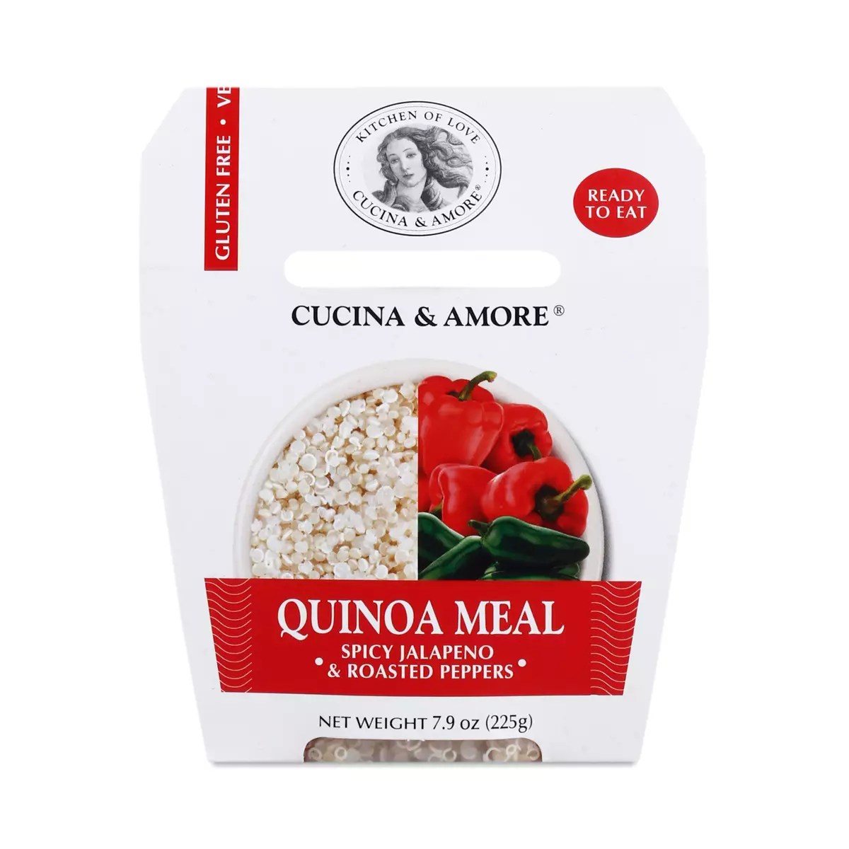 Cucina And Amore Quinoa Cucina Amore Spicy Jalapeno Roasted Peppers Quinoa