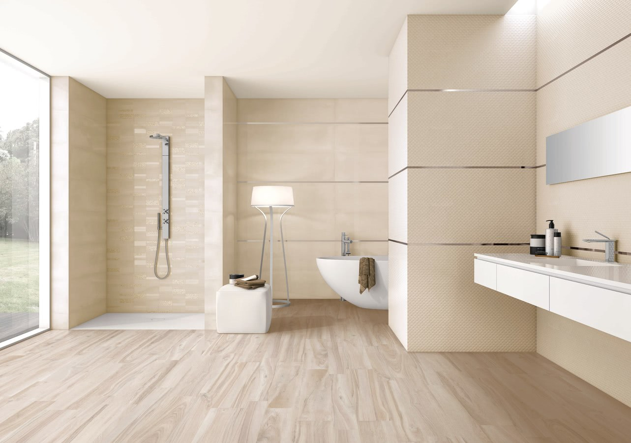 Küche Hellbeige Intuition By Ibero • Tile.expert – Distributor Of Italian