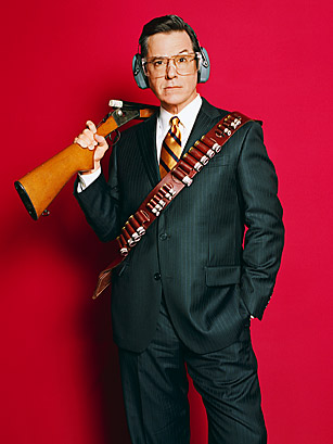 Stephen Colbert 2012 Time 100 most influential people in the world