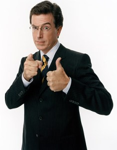 Stephen Colbert Press Image