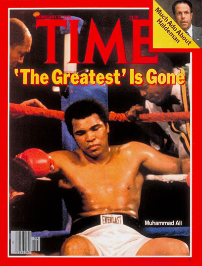 Floyd Mayweather Quotes Wallpaper Time Magazine Cover Muhammad Ali Feb 27 1978 Boxing