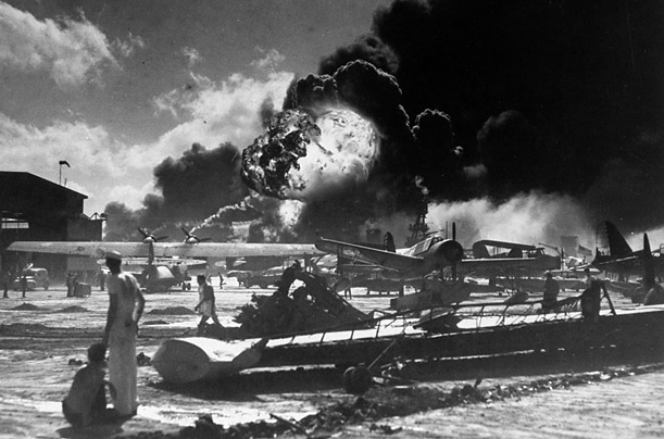 essay on pearl harbor movie