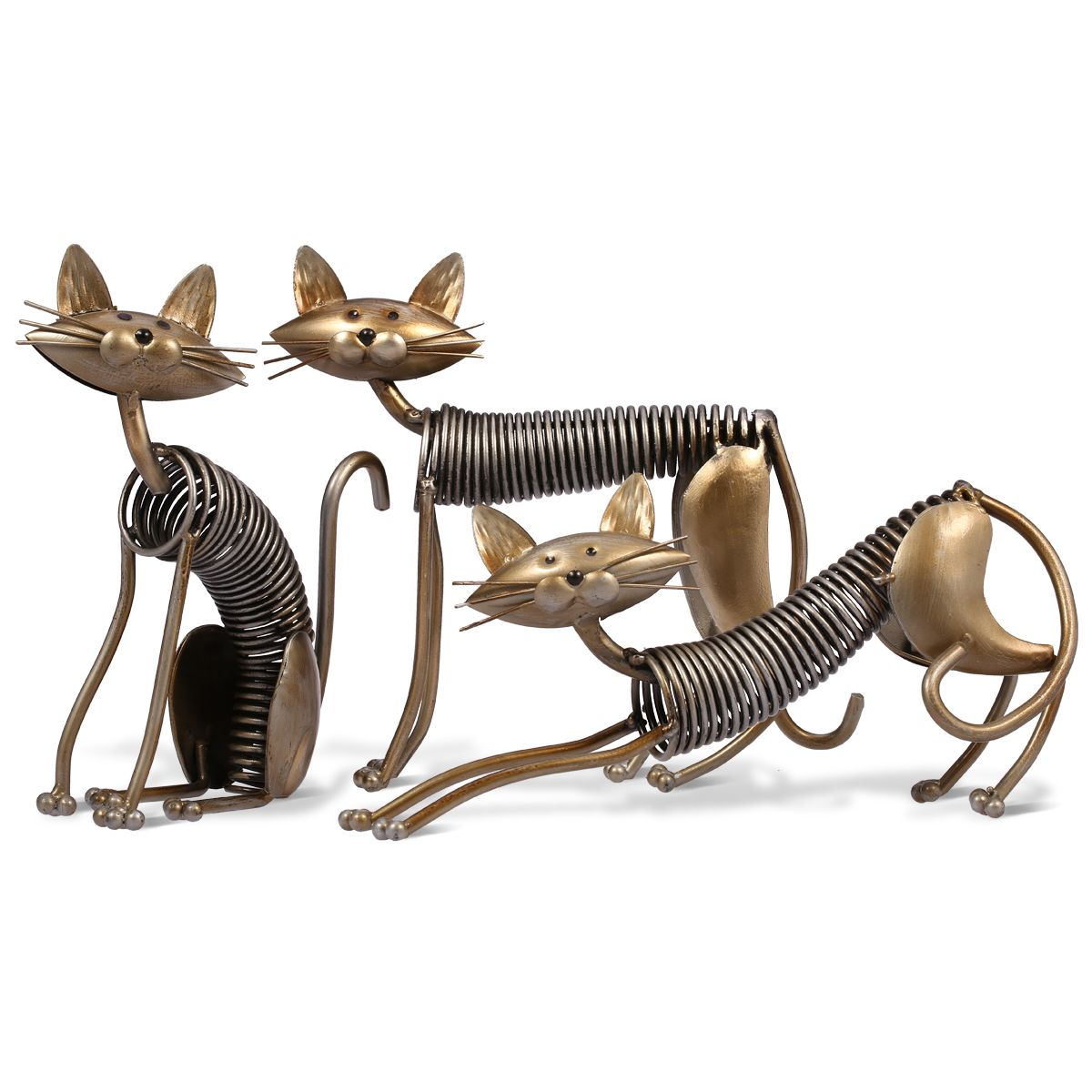 Cat Wall Art Metal Best And Cheap Golden Tooarts Metal Sculpture Iron Art Cat