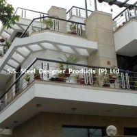Boundary Wall Railing in 63-Sector, Noida - Exporter and ...