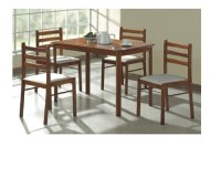 Malaysian Rubber Wood Dining Table in Chennai, Tamil Nadu ...