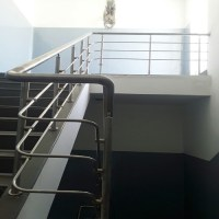 Steel Staircase Railing In Pune, Maharashtra ...