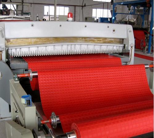 Pvc Carpet Making Machine In Qingdao Shandong Asun