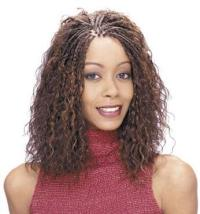 12'' Wet-N-Wavy Braiding Human Hair (color 2) By Keets ...