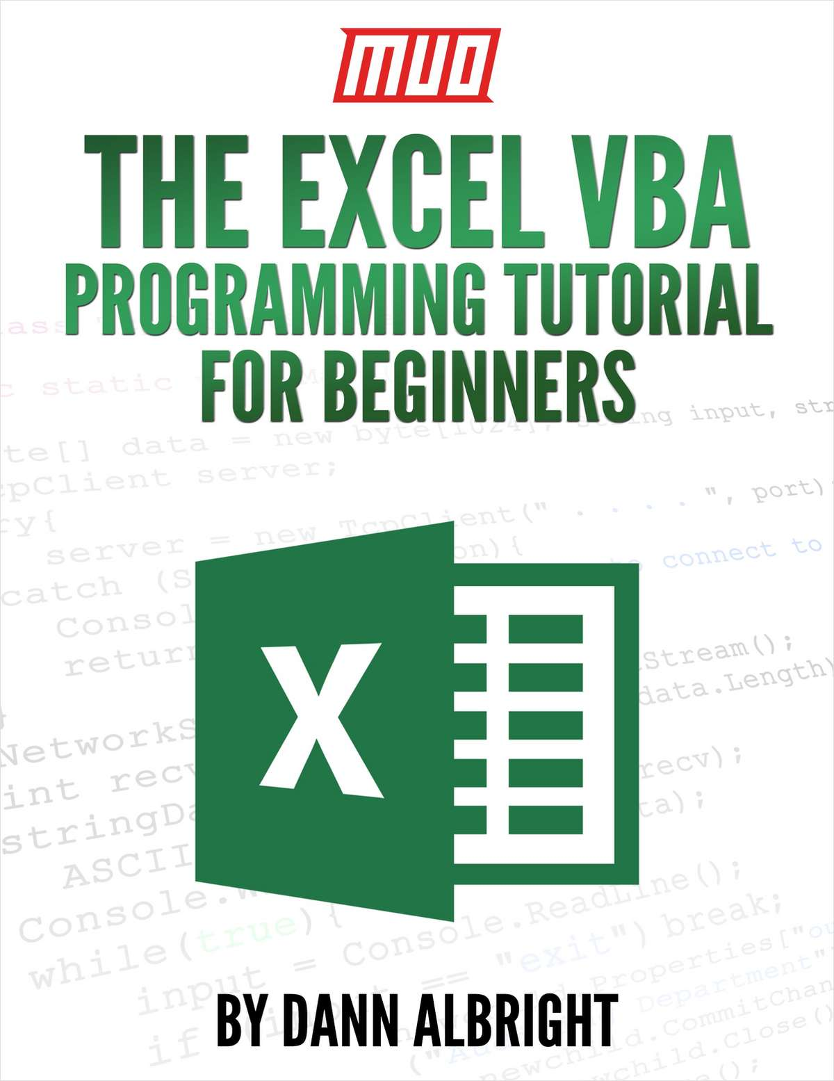 Programming Tutorial The Excel Vba Programming Tutorial For Beginners Free Eguide