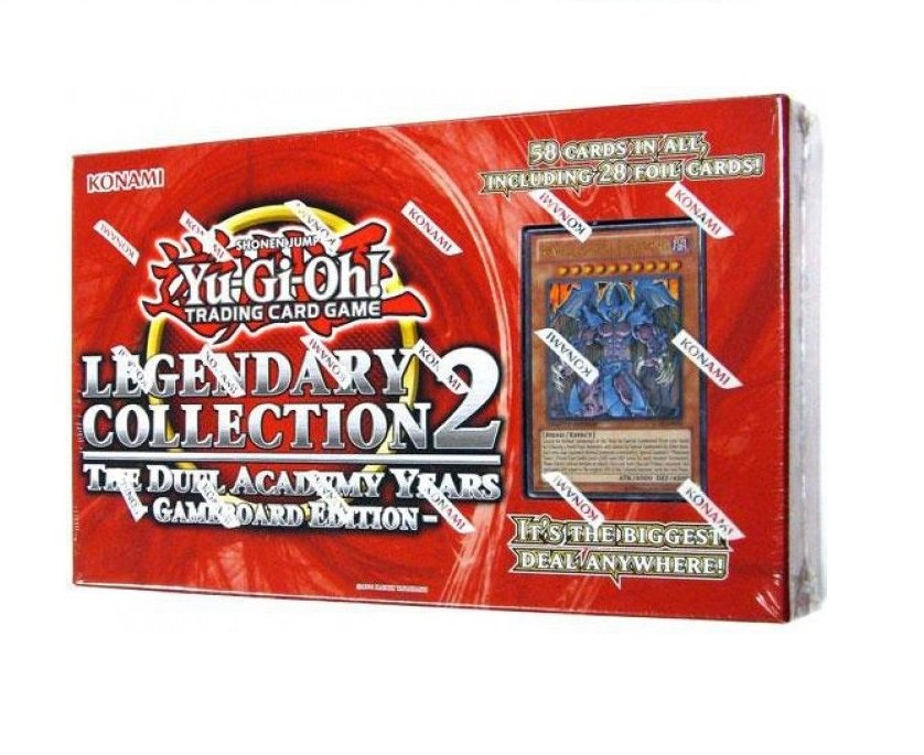 Legendary Collection 1 Reprint Yu Gi Oh Legendary Collection 2 Game 329443060 ᐈ