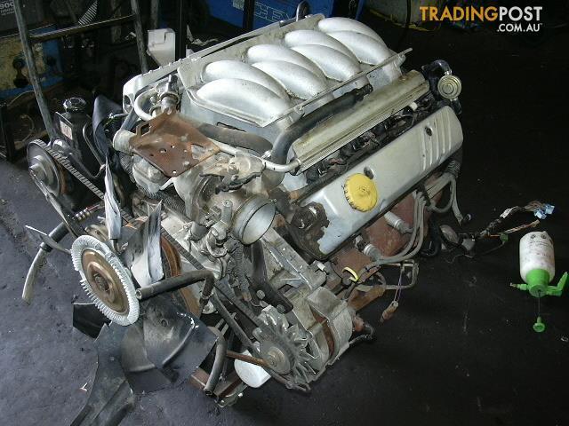 V8 308 ENGINE 5LT MOTOR 42  253 HOLDEN COMMODORE HG HQ HZ VB VK VL