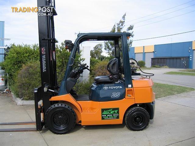 toyota forklift starter wiring 7fg25 toyota forklift trucks