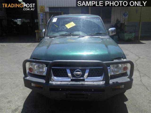 NISSAN-NAVARA-D22-ZD30-T-MANUAL-RADIATOR