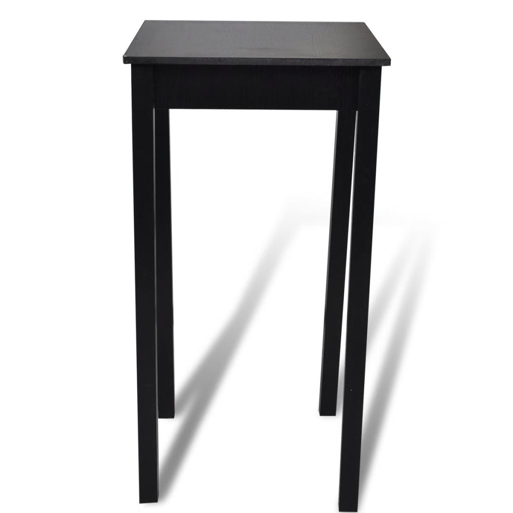 Bar Table Haute Table Bar Table Haute Noire